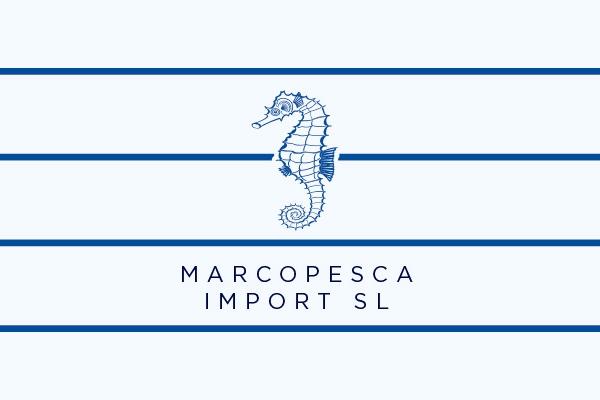 logo marco pesca import - SociosPublicidad