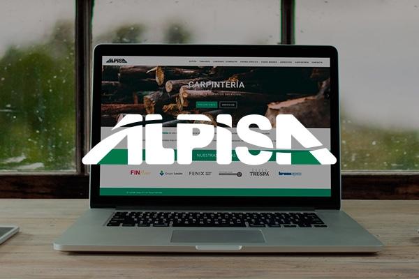 Web Alpisa - SociosPublicidad